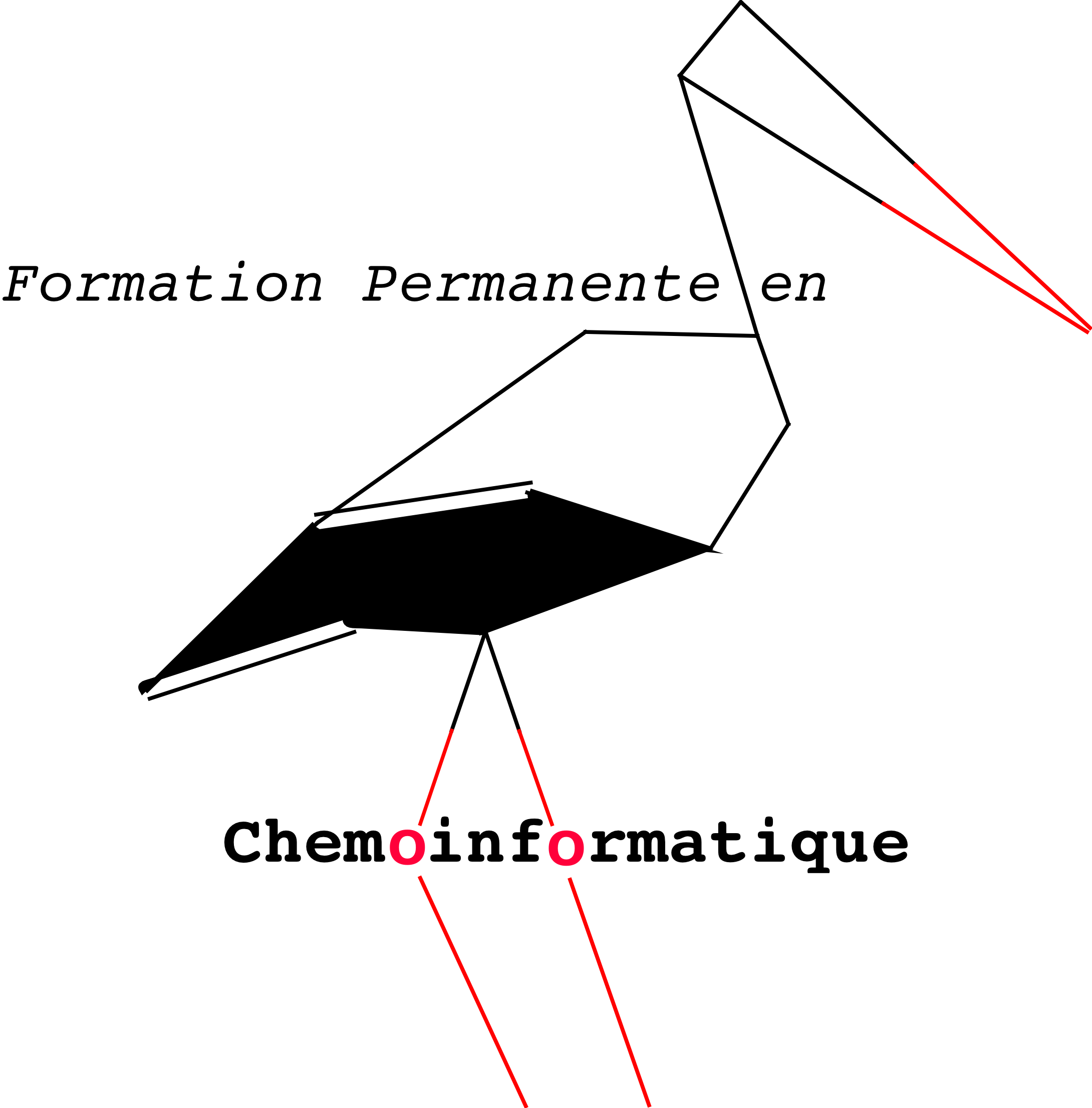 logo formation continue chemoinformatique